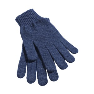 Touchscreen Handschuhe blau