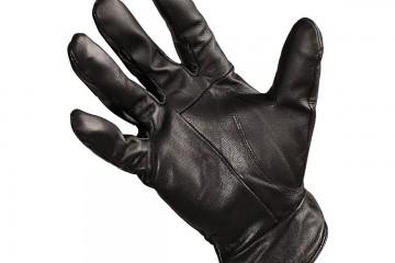 Touchscreenhandschuhe aus Leder