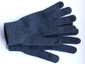 iPhone Handschuhe dark grey edition