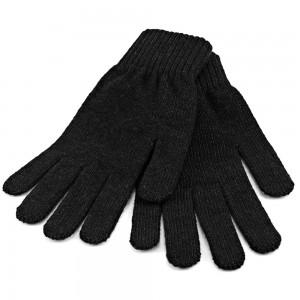 Touchscreen Handschuhe in Farbe schwarz