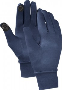 Handschuhe Design Team Blue