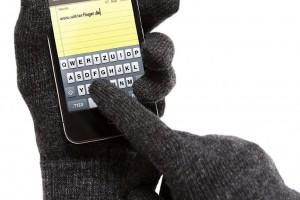 Winterfinger Touchscreenhandschuhe